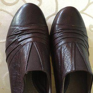 Naturalizer - Dark brown Shoe contour N5